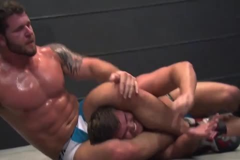 meaty Hunks Wrestling
