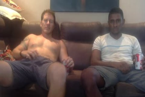 pretty Bi-curious Latino First Time Experimenting Caught On web camera (RANDY 1)