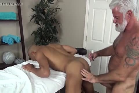 old concupiscent Pornstar Jake Marshall In Action And nailing A Lot