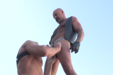 Swallowing Steele Slag With Dallas Steele & Jack Dyer
