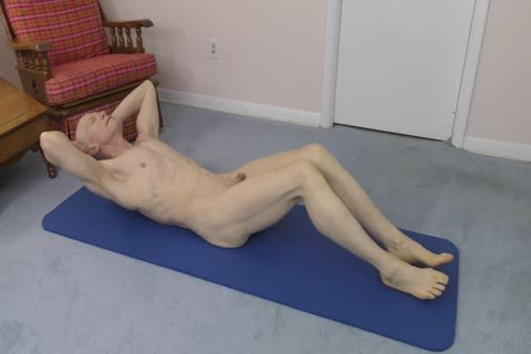 homosexual Nudist Exercise