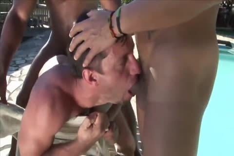 horny Brazilians Bust Their Creamy Loads All Over Each Other