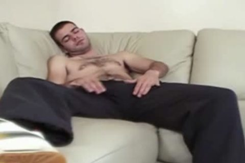 jerking off And Sniffing In dark Socks