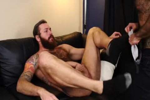 Atlas Grant Takes Bear ramrod And Swallows sperm