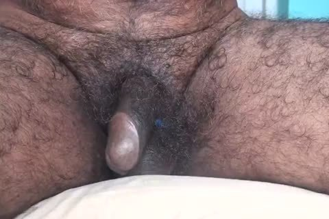 230819MY PEELED LINGOM BALLS&booty FOREST PUBIC HAIR TRIMMING