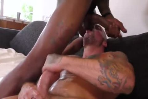 Sean Duran receive banged By Ray Diesel And unfathomable Dicc