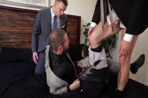 THIS STUDIO loves MAKING SUITS AND homo PORN IN ONE video