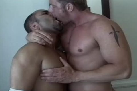 Tanned dudes have a pleasure An Intimate moment jointly