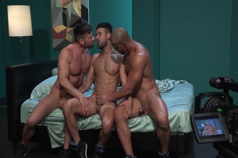 homosexual Pornstars Bruce Beckham, Jason Vario And Mick Stallone In homosexual Male Porn Tube video scene