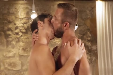 GayRoom - Dylan Knight nailed By A Plunger And Peter Fields humongous jock