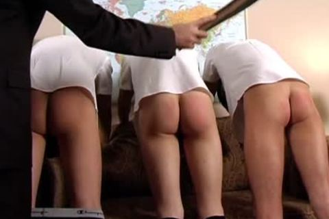 Schoolboys engulf Each Other After Being Spanked By Headmaster