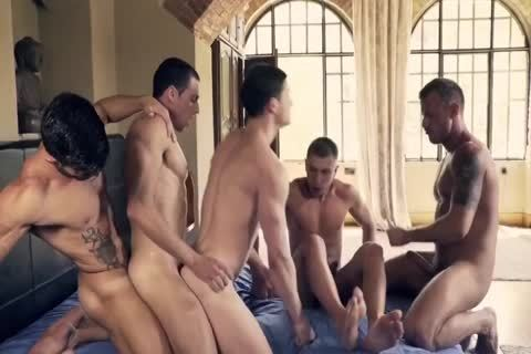 Muscle bunch-sex