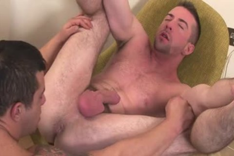 Gio Cruz & Scott Hunter - Alpha Males