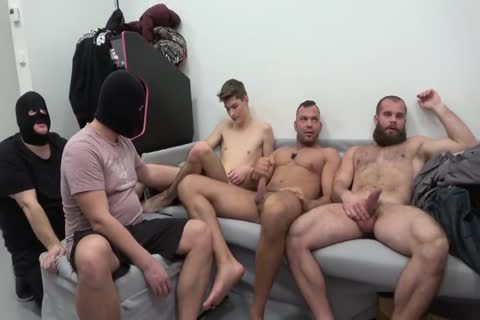 30 males ball batter Party Scene 5
