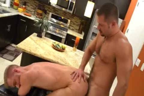 Andrew Justice And Christopher Daniels (SCF)