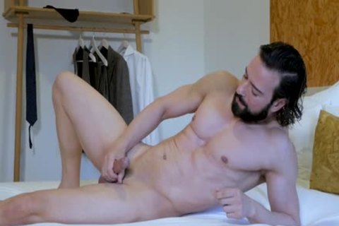 delicious Suited boy jerking off