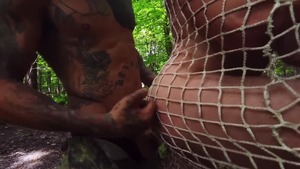 bare Bushmeat - Bo Sinn and Oliver Smith American Action