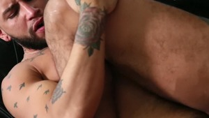 DrillMyHole.com - Boomer Banks with Brock Banks in the bed