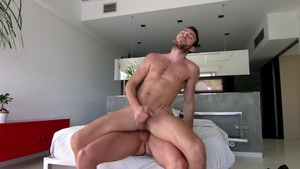 smutty Deeds - Max Adonis with Tyler Berg Hunk Nail