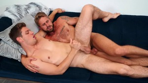 Anatomy Of A males - Wesley Woods and Michael DelRay American Sex