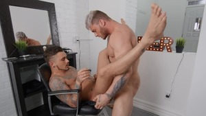 A Closer Shave - Seth Knight and William Seed American Sex