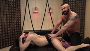 Drill My Hole - James Castle next to Jessy Ares good fuck