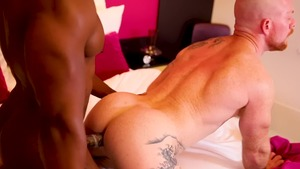 Romance For The Night - Jack Vidra with Max Konnor wazoo Licking Nail