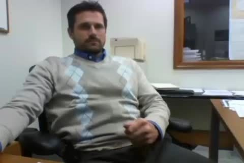 daddy blows A Load In The Office another time