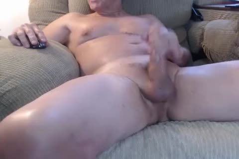 Daddy biggest semen flow On web camera
