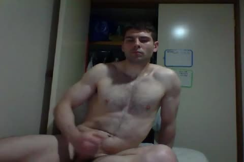 ideal handsome chap With A big Uncut wang Cums On Chatur