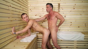 filthy Rock Confessions - Lance Hart with Theo Brady American Hook up