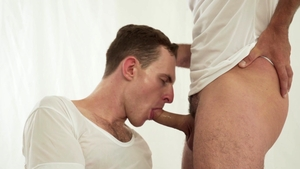 MissionaryBoys.com - Passionate Elder Boon priest swallow porn