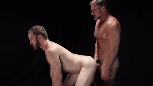 Missionary Boys - Bear Bishop Gibson fucked missionary scene
