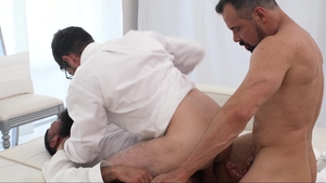 MissionaryBoys.com - Priest Brother Eyring exposing big balls