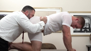 Missionary Boys - Thick Elder Kimball wishes bound