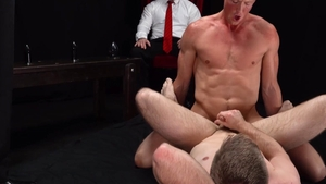 MissionaryBoys - Nervous couple Elder Kimball wishes sex scene