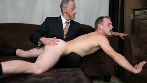 MissionaryBoys.com: Athletic Patriarch Smith jock crying video