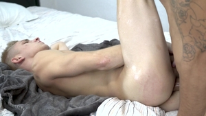 BrotherCrush: Brian Adams rough sniffing sex tape