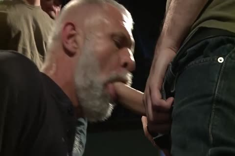 studs Eating sperm two