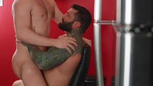 DrillMyHole - Michael Boston in company with wet Markus Kage