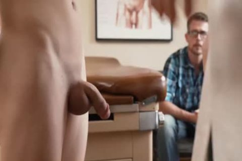 homosexual Teenager banged raw By His Stepfather And Doctor