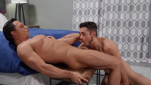 Drill My Hole - Young twink Dante Colle bareback cumshot