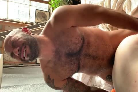 Screaming Dillinger Diggs Takes bare dick rod strap Breeding sex sperm pounding