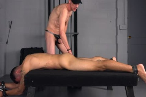 Straight penis banged raw & Bred By Hung Top - gay bdsm