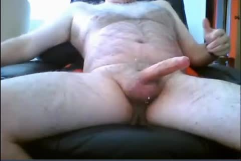 Caught On web camera #17 old guys jerking off raw Footage