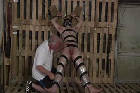 bound twink Sub Chase Parker Dominated And Tormented By slavemaster