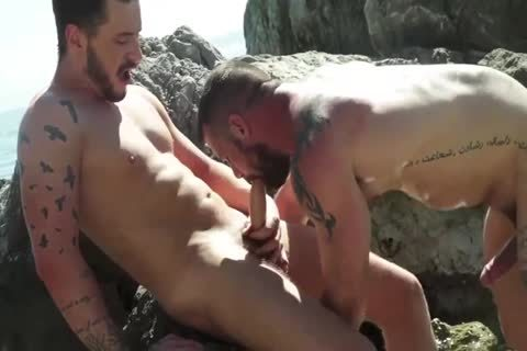 see Josh Rider S Exclusive Debut With Sergeant Miles BLA04 01 bare audition 04 bare Recruits Sce