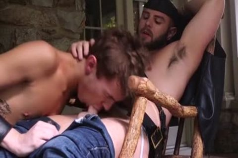 Muscle twink ass-copulation And cream flow