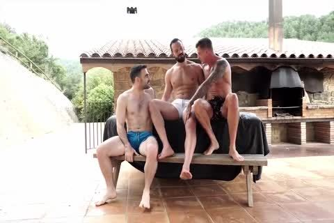 Andy Onassis, Max Arion And Geordie Jackson (UITGO P1)