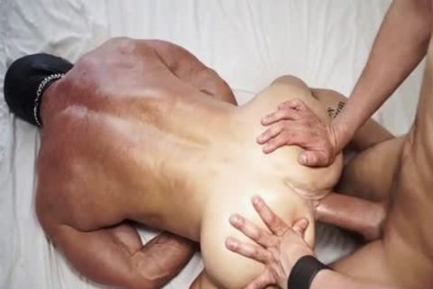 Rogan Bonks concupiscent hairy Muscle